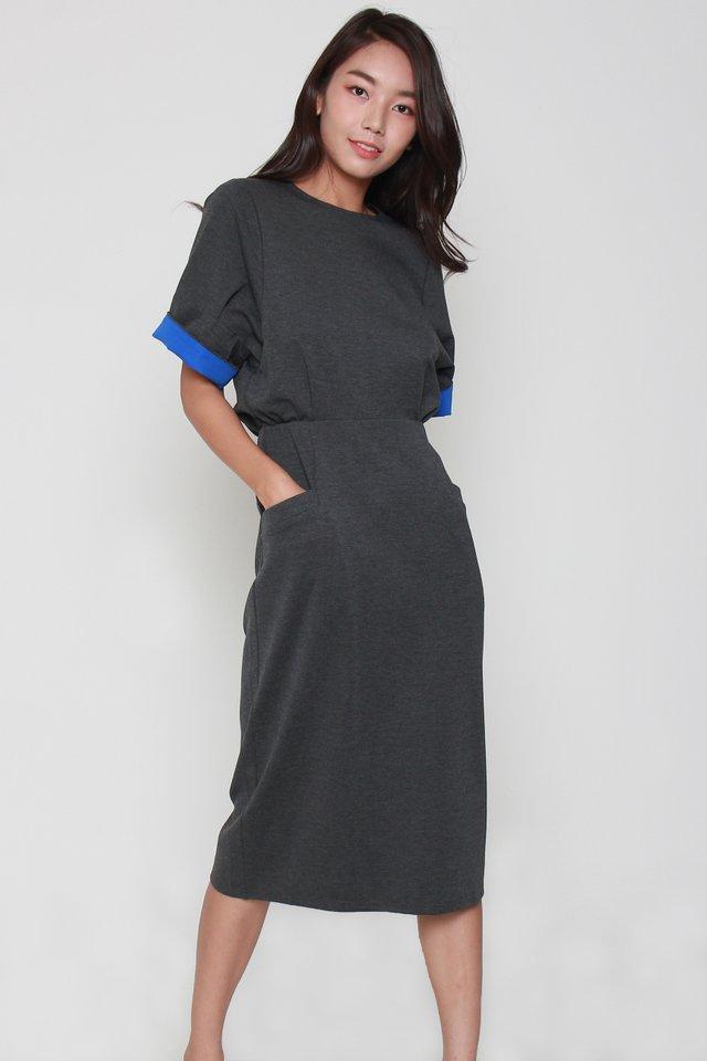 Kadence Asymmetrical Dress